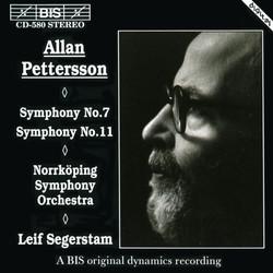 Pettersson - Symphonies No.7 & 11