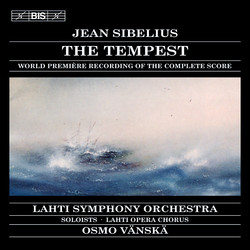 Sibelius - The Tempest, Op.109