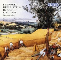 I diporti della villa in ogni stagione: Venezia, 1601