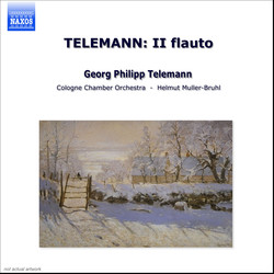 Telemann: Ii Flauto