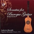 Roncalli, L.: Sonatas for Baroque Guitar