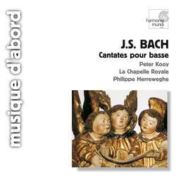 J.S. Bach: Cantates pour basse