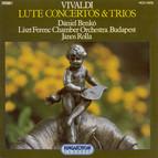 Vivaldi: Lute Concerto  / Viola D'Amore Concerto / Trio Sonatas