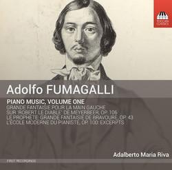 Fumagalli: Piano Music, Vol. 1