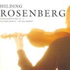 Rosenberg: String Quartets Nos. 10 and 11