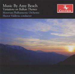Music by Amy Beach