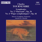 Tournemire: Symphonies Nos. 2 and 4
