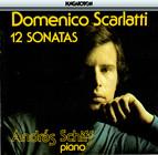 Scarlatti, D.: 12 Keyboard Sonatas