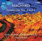 Magnard: Symphonies Nos. 3 & 4