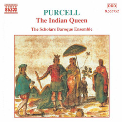 Purcell: Indian Queen (The)