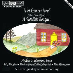 Det kom ett brev - A Swedish Bouquet