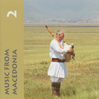 Macedonia Music From Macedonia, Vol. 2