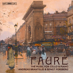 Fauré - The Music for Cello & Piano