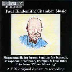Hindemith - Chamber Music