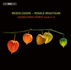 Mendelssohn - Lieder ohne Worte, Books 5 - 8