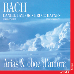 Bach, J.S.: Oboe D'Amore Concertos / Sacred Arias