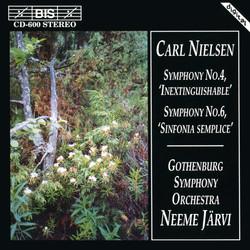 Carl Nielsen - Symphonies 4 & 6