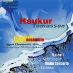 Haukur Tómasson - Concerto for Violin and Chamber Orchestra