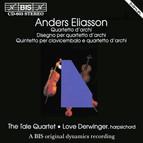 Eliasson - String Quartets