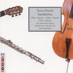 Sandström: Flute Concerto / Lonesome / Cello Concerto