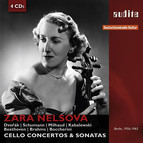 Dvořák - Schumann - Milhaud - Kablewski - Beethoven - Brahms - Boccherini: Cello Concertos & Sonatas