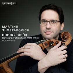 Shostakovich & Martinů - Cello Concertos