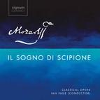 Mozart: Il sogno di Scipione, K. 126