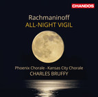 Rachmaninoff: All-Night Vigil, Op. 37
