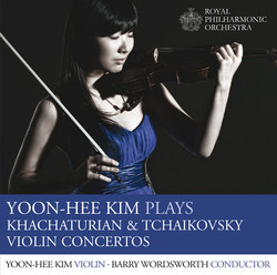 Yoon-Hee Kim plays Khachaturian and Tchaikovsky Violin Concertos