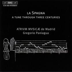 la Spagna - XV-XVI-XVII centuries