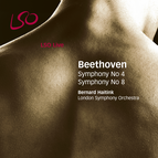 Beethoven: Symphonies Nos. 4 & 8