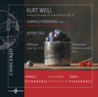 Weill: Violin Concerto - Milhaud - Stravinsky