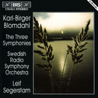 Blomdahl - The Three Symphonies