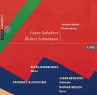 Schubert / Schumann: Fantasiestücke, Nachtstücke / Alban Gerhardt / Markus Becker / Elena Bashkirowa / Dresden Piano Trio
