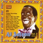 Jolson, Al: Al Jolson, Vol. 2 (1916-1918)