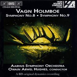Holmboe - Symphony No.8 & 9