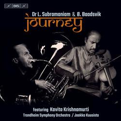 Journey – music for Indian violin & tuba