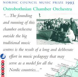 Sibelius: Rakastava / Fordell: I Folkton / Svendsen: Allt Under Himmelens Fäste