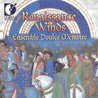 Doulce Memoire: Renaissance Winds (Regal and Popular 16th Century Music for Wind Band)