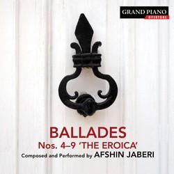 Afshin Jaberi: Piano Works, Vol. 2 – The Eroica