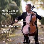 Haydn & C.P.E. Bach: Cello Concertos