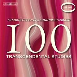 Sorabji – 100 Transcendental Studies for piano, Nos 44-62