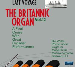 The Britannic Organ, Vol. 12
