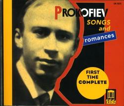 Prokofiev, S.: Songs and Romances (Complete)