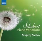 Schubert: Piano Variations