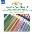 Togni: Complete Piano Music, Vol. 2