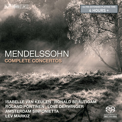 Mendelssohn – The Complete Solo Concertos