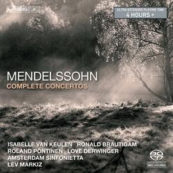 Mendelssohn – The Complete Solo Concertos