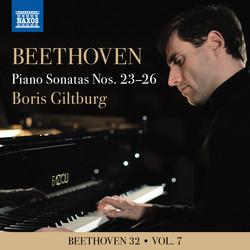 Beethoven: Piano Sonatas Nos. 23-26