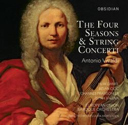 Vivaldi: The Four Seasons & String Concerti